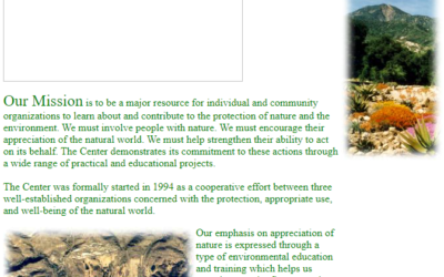 International Center for Earth Concerns