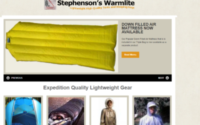 Stephenson's Warmlite